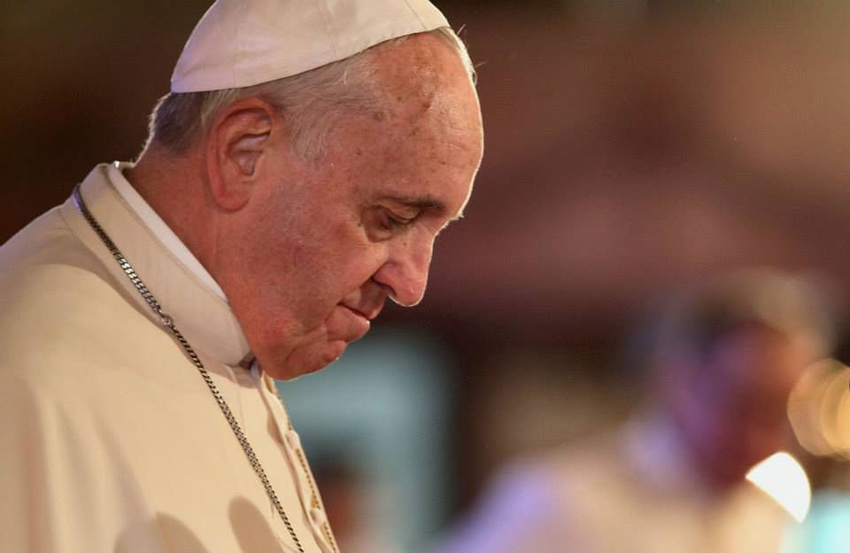 News: Pope Francis Calls for Civil Union Laws for Same-Sex Couples in 'Francesco'