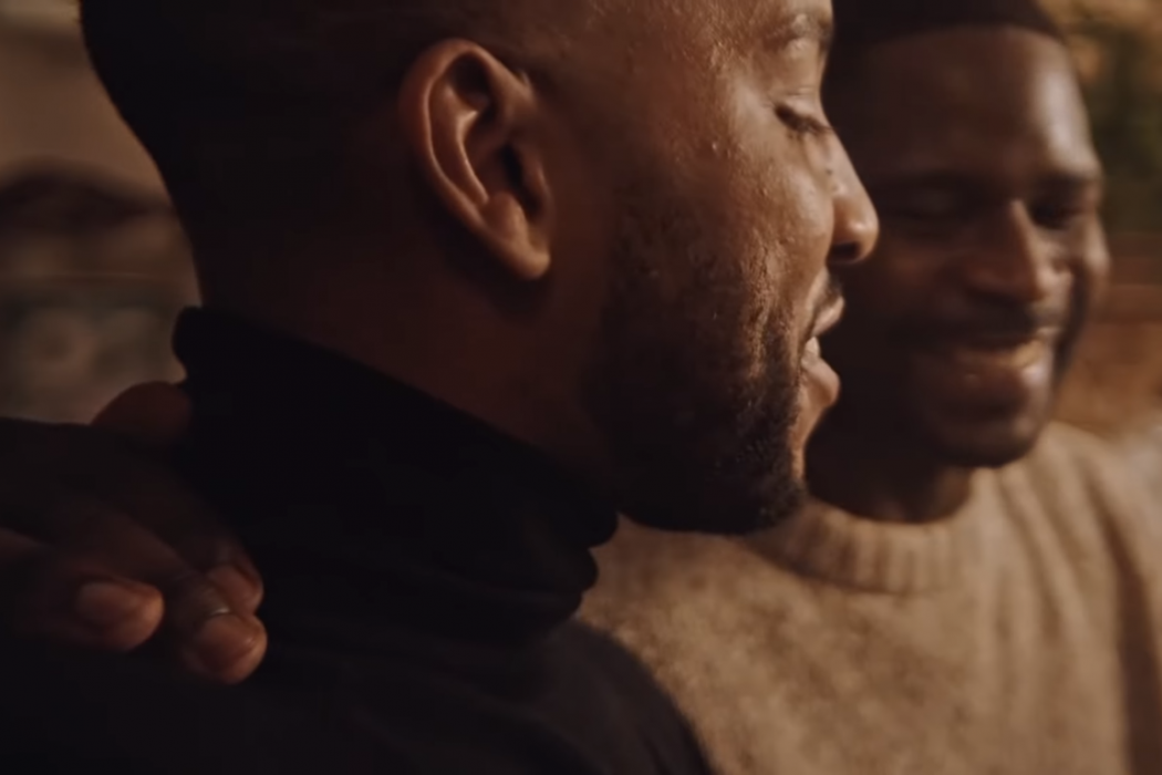 Watch This : Heartwarming Ad Features Black Gay Couple Visiting Family for Christmas