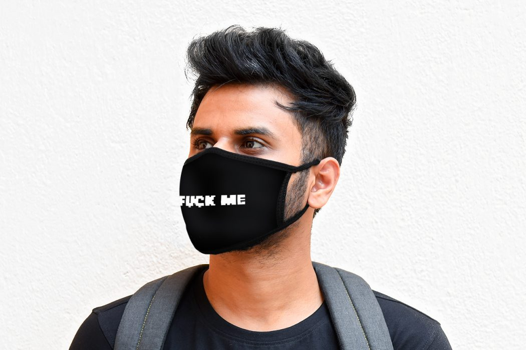 Adam4Adam Kinky Face Masks Are Here!