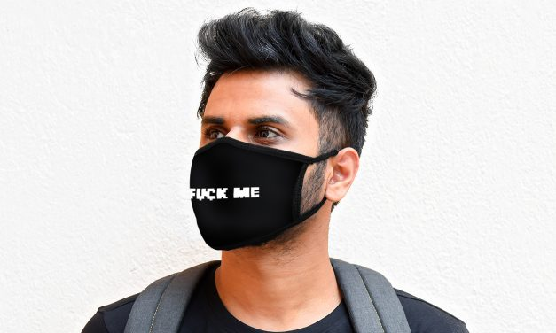 Adam4Adam Kinky Face Masks Are Here!
