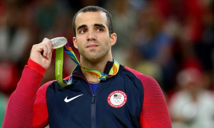 Sports: Olympic Gymnast Danell Leyva Comes Out