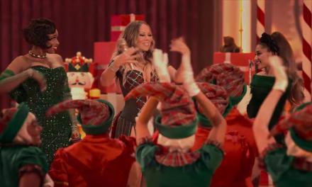 Music: Mariah Carey, Ariana Grande, & Jennifer Hudson Save Christmas 2020 with 'Oh Santa!'