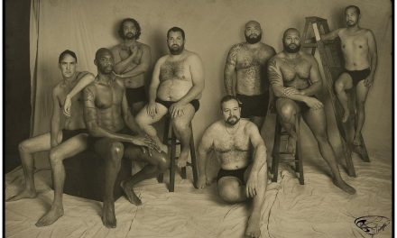 Photography: Photo Book 'As Is' Celebrates Men of All Sizes