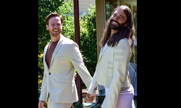 Celebrities: 'Queer Eye' Star Jonathan Van Ness Reveals He's Now Married