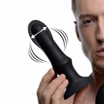 Sex Toys : Say Hello to Swell Inflatable Vibrating Anal Plug!