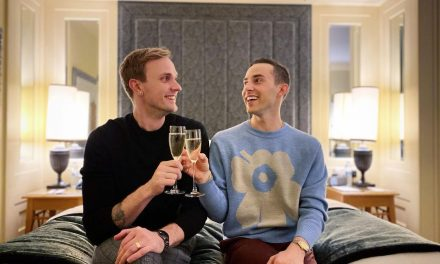 News: Olympian Adam Rippon Announces Engagement to Jussi-Pekka Kajaala