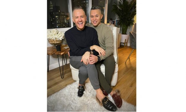 News: 'RuPaul's Drag Race' Judge Ross Mathews Announces Engagement