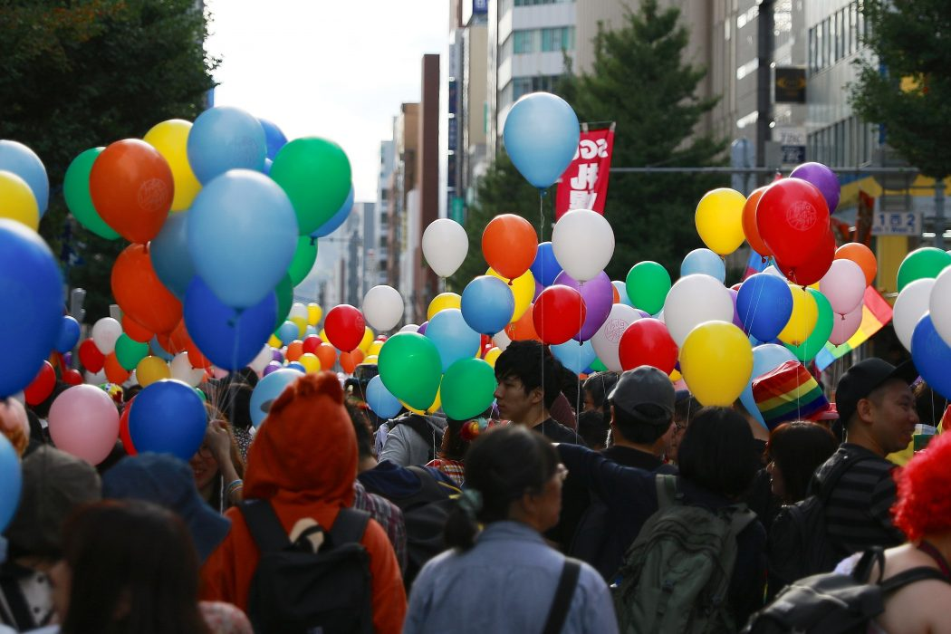 Equality: Japan Court Says Ban on Same-Sex Marriage Is Unconstitutional