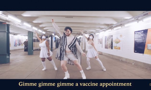 Watch This: COVID-19 Vaccination Appointment Song Parody by Sour Pickles