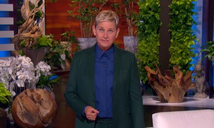 TV: ELLEN DEGENERES TO END HER TALK SHOW AFTER 19 YEARS
