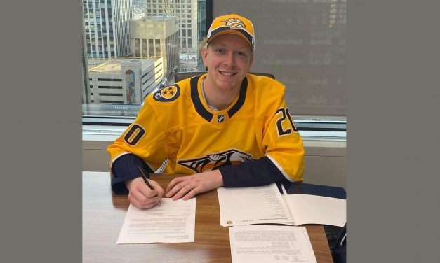 News: Luke Prokop Comes Out, Becomes First Openly Gay Player in NHL History