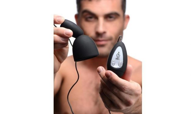 Sex ToysS: Tease Your Manhood with this Free Vibrating Toy!