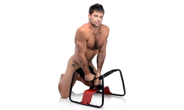 Sex Toys: Extreme Sex Stool is Back!