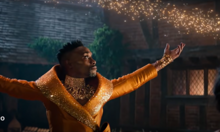 Watch This: Billy Porter is Cinderella's Fabulous Fairy Godmother