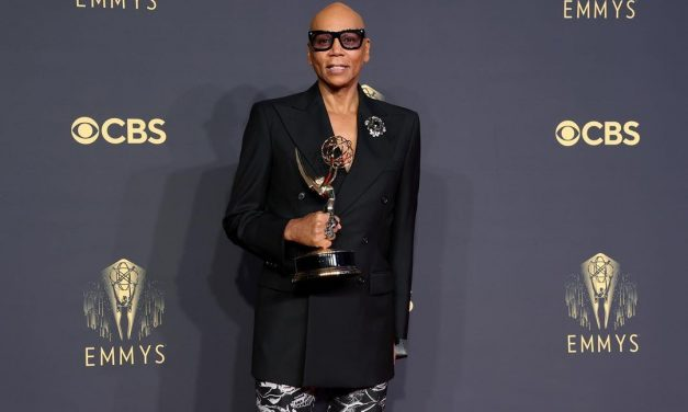 TV: RuPaul is Most-Awarded Black Artist in Emmys' History